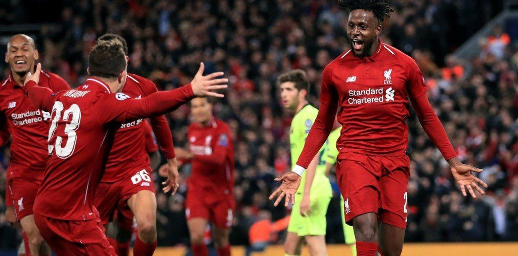 ¡Remontada histórica! Liverpool goleó 4-0 a Barcelona y jugará la final de la Champions