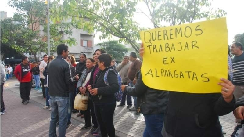 Catamarca: Incorporarán a ex operarios de Alpargatas a cooperativas