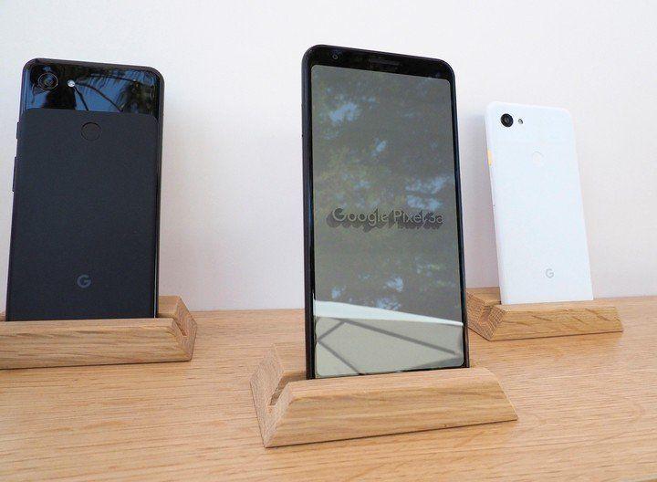 Google presentó celulares económicos con cámara de alta gama