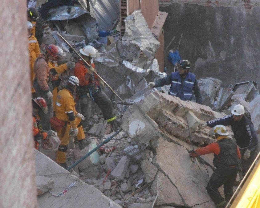Rosario: comenzó el juicio por la explosión en un edificio que dejó 22 muertos