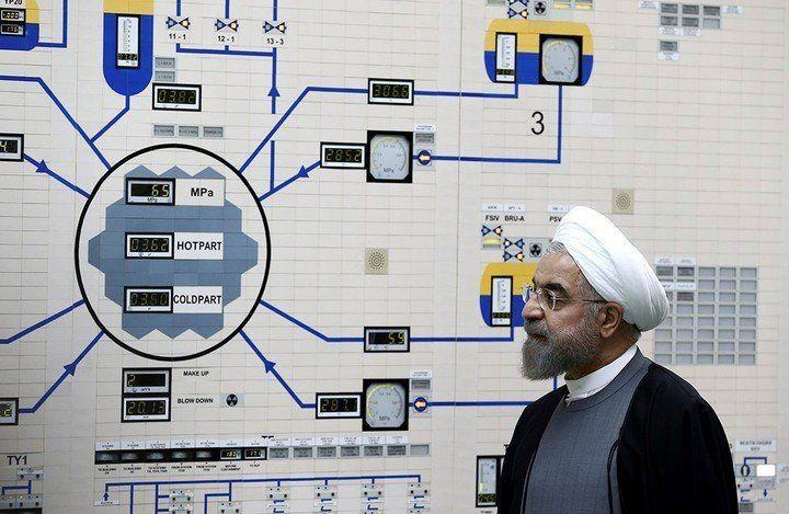 Irán anunció que dejará de cumplir parte del acuerdo nuclear