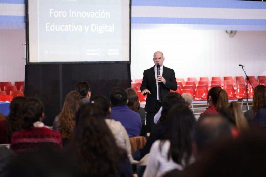 Comenzó en Tucumán el Foro de Innovación Educativa y Digital