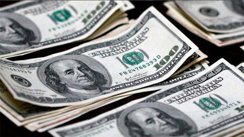 Aunque no bajó la barrera de los $46, el dólar cedió este miércoles