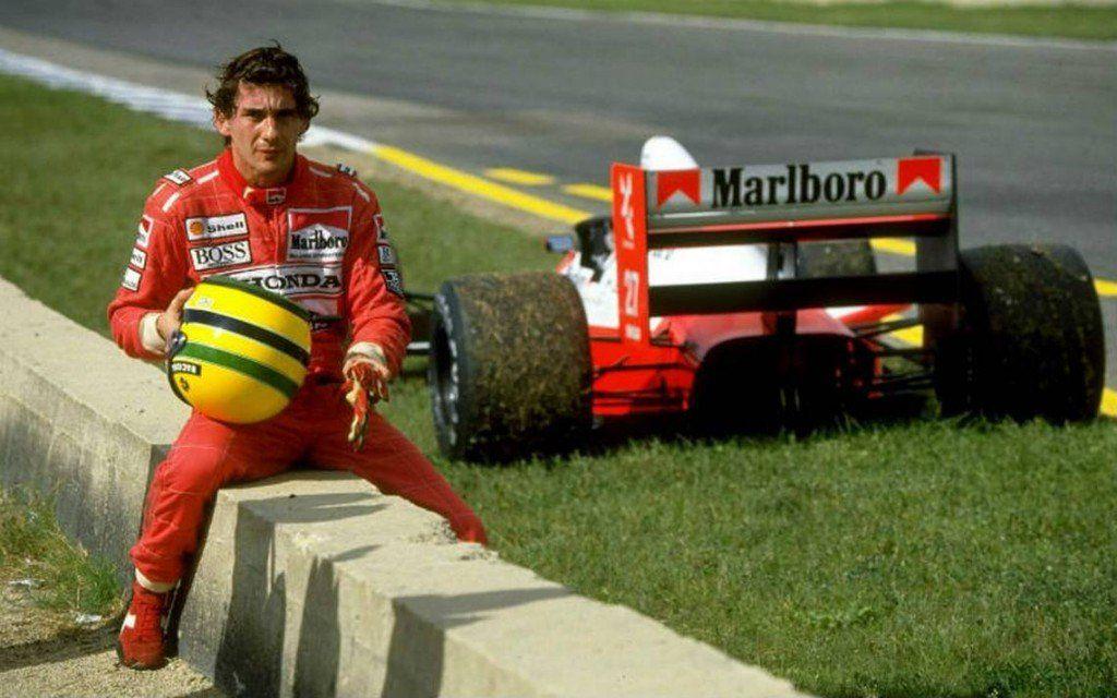 Codemasters homenajeará a Ayrton Senna en el F1 2019