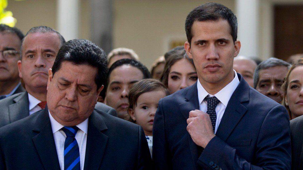 Detuvieron al vicepresidente de la Asamblea Nacional venezolana