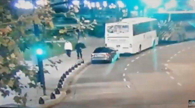 Bullrich reveló y explicó el video del ataque a Olivares y Yadón
