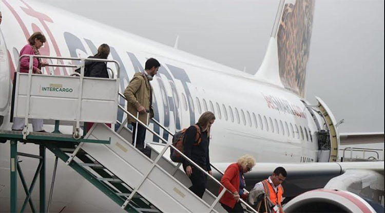 Se inauguró el vuelo low cost entre Tucumán y Córdoba