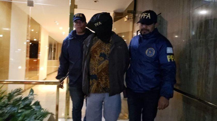 Detienen al segundo sospechoso del ataque contra Olivares y Yadón