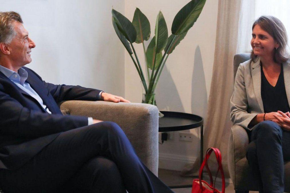 Macri recibió a la científica del Conicet que ganó $500.000 en la TV