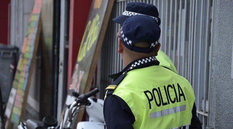 Efectivos de la Policía recuperaron elementos que serían robados