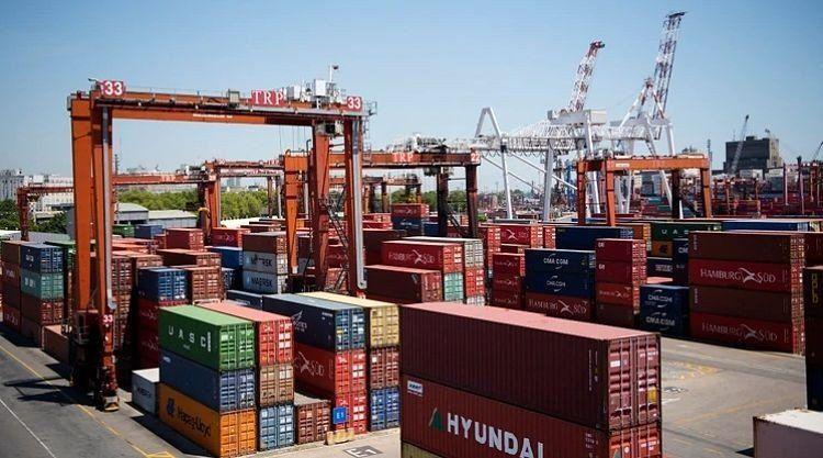 La exportación creció en volumen, pero bajó en valor