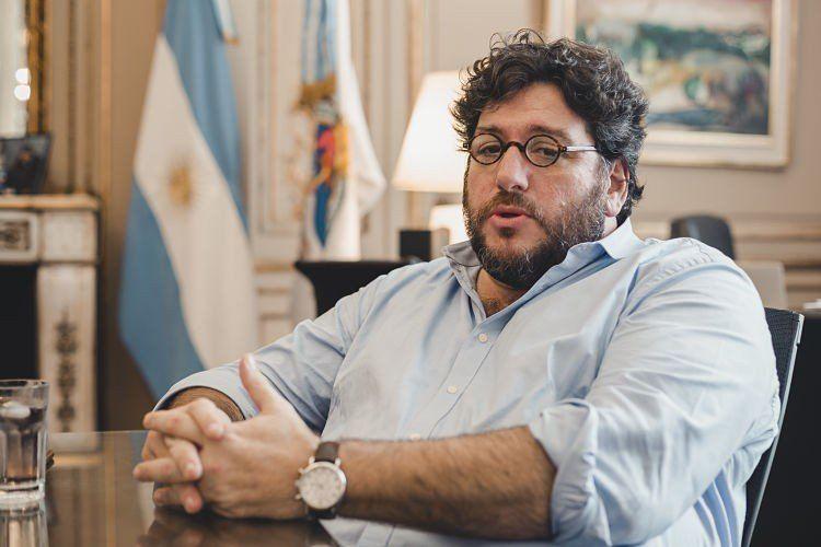 Pablo Avelluto se refirió a la Fundación El Libro