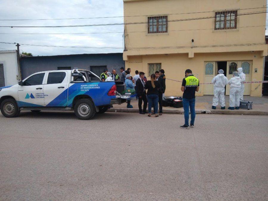 Una mujer mató a su madre en el Barrio Juan B. Terán