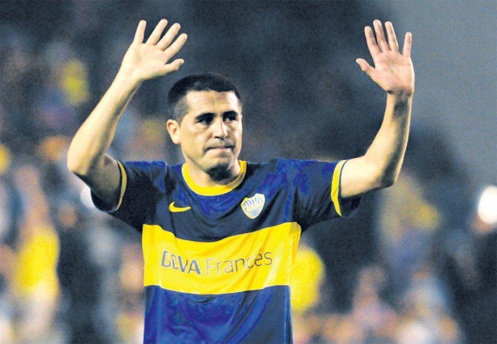 A cinco años de la despedida de Riquelme en Boca