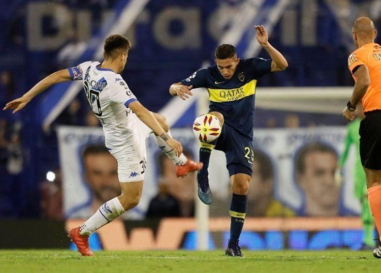 Copa de la Superliga: Vélez y Boca quedaron a mano