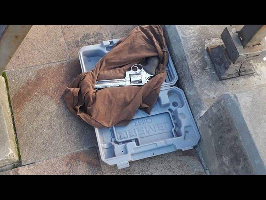 La policía detuvo a un hombre que quiso ingresar a Casa Rosada con un arma de fuego