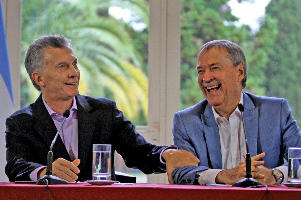 Macri llamó a Schiaretti para felicitarlo por su reelección