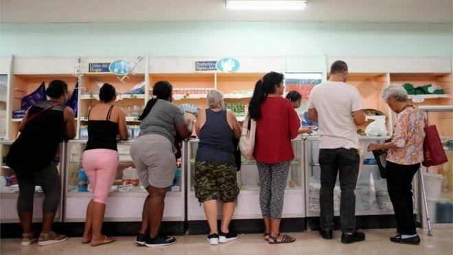 Cuba anuncia nuevos racionamientos de productos básicos