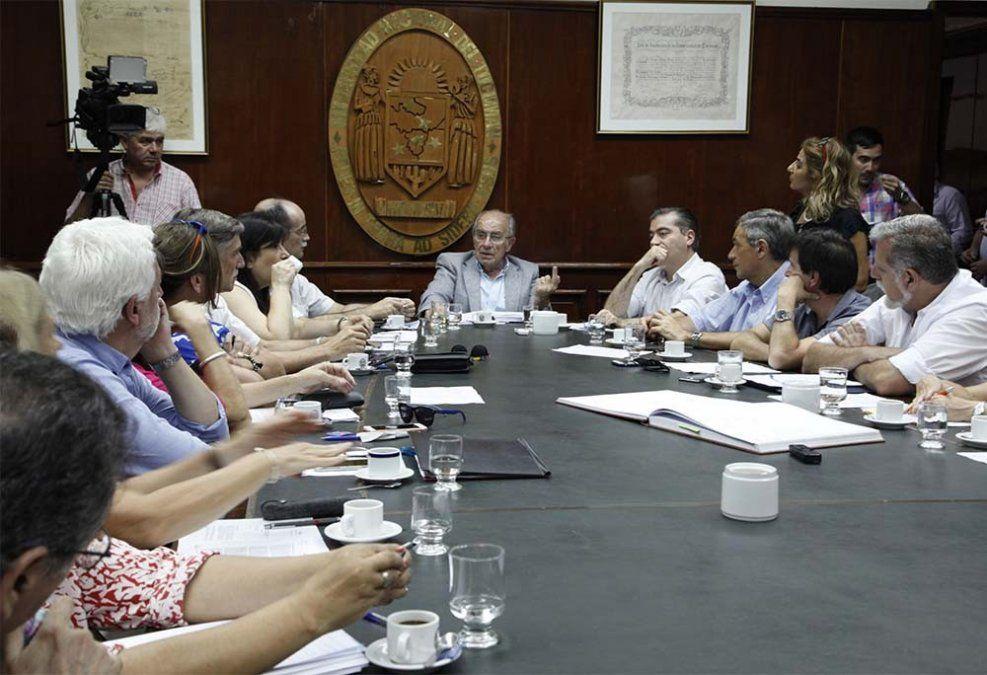 Sesiona el Consejo Superior de la UNT
