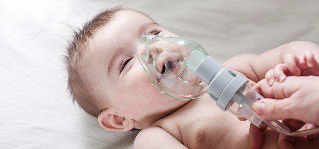 Se producen más de 600 casos de bronquiolitis por día en menores de 2 años en el país