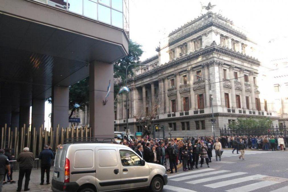 Evacuaron el anexo de la Cámara de Diputados por una nueva amenaza de bomba