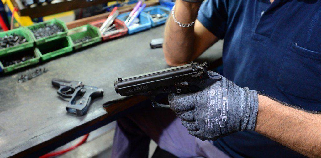 Estiman que en Argentina hay un arma de fuego cada 15 personas