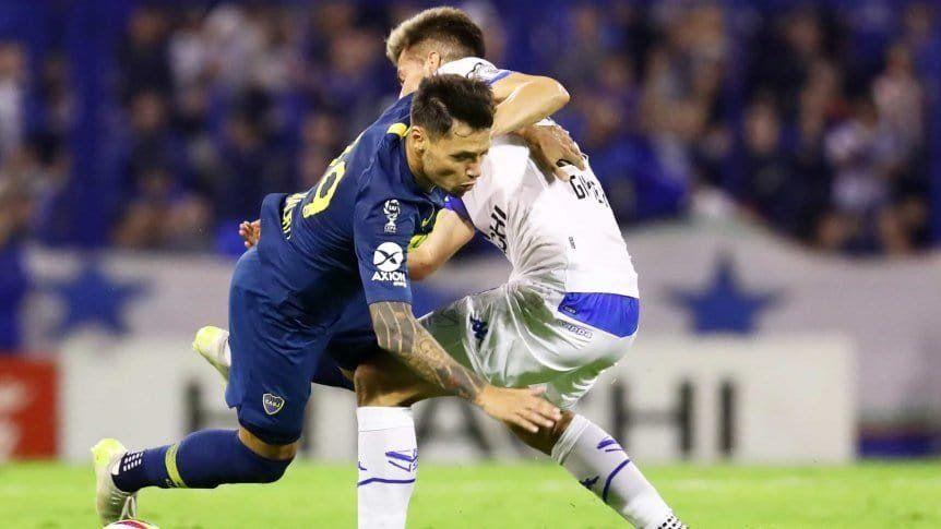 Boca y Vélez definen la serie en la Bombonera