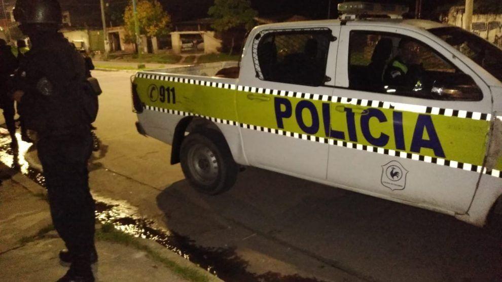 Barrio El Sifón: Secuestran armas, drogas y detienen a dos personas