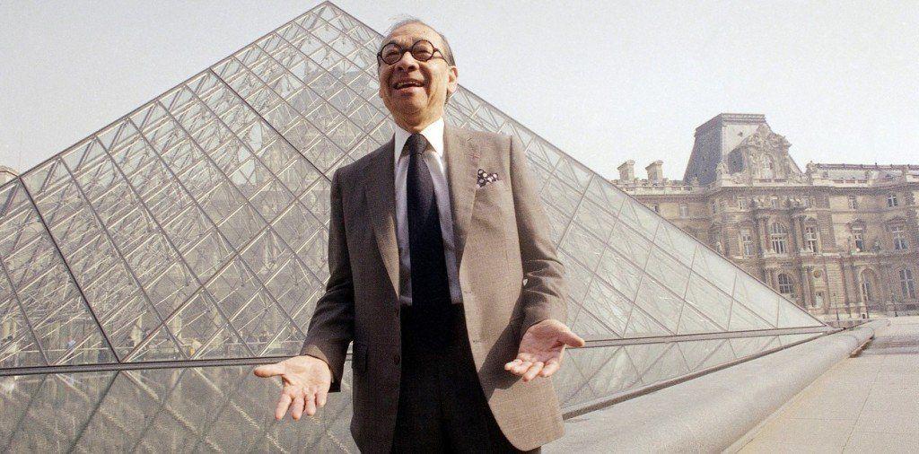 Muere a los 102 años Ieoh Ming Pei, el arquitecto que diseñó la pirámide del Louvre