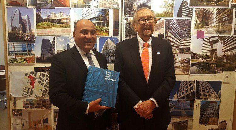 La Provincia sigue avanzando en la edificación del nuevo Centro Cívico