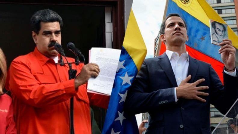 Las negociaciones entre Maduro y Guaidó seguirían en Martinica