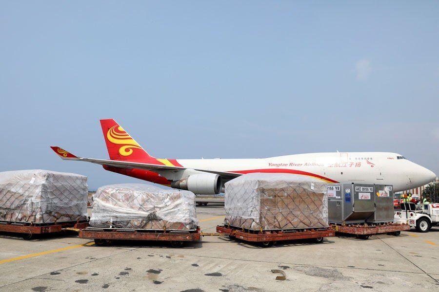 El gobierno venezolano anunció la llegada de otro avión con ayuda de China