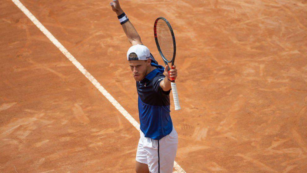 Schwartzman se clasificó a la semifinal en Roma