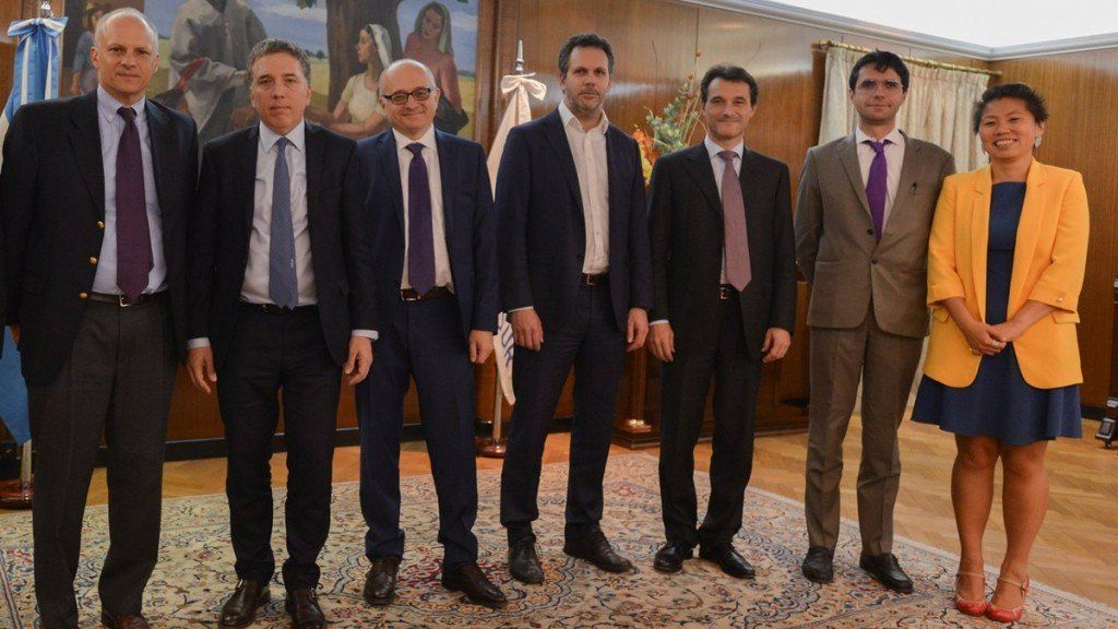 Finalizó la nueva misión y el análisis del FMI en Argentina