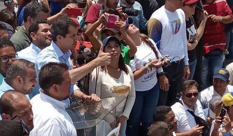 Para Guaidó, Maduro quiso manipular con un diálogo