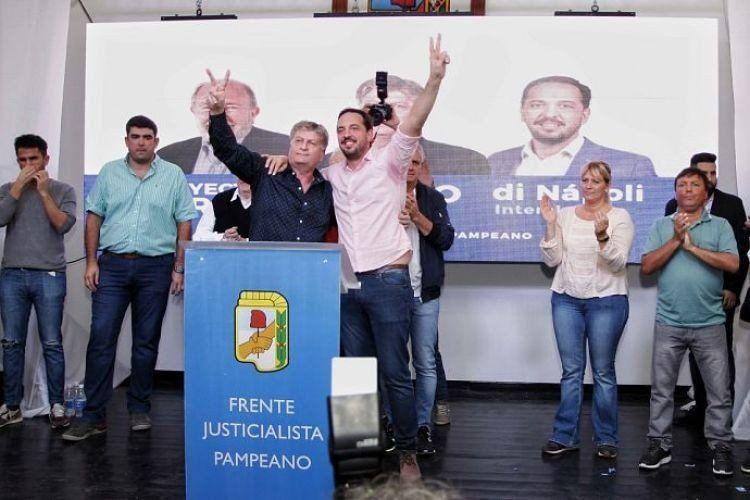 Elecciones en La Pampa: El peronista Ziliotto logró una amplia victoria