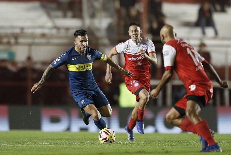 Copa Superliga: Argentinos y Boca empataron sin goles