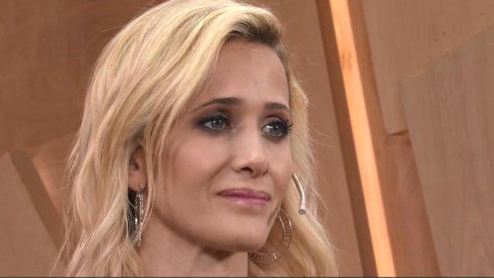 Julieta Prandi habló de su separación con Claudio Contardi