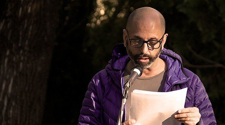 Alejandro Méndez dictará un taller de poesía en el San Martín