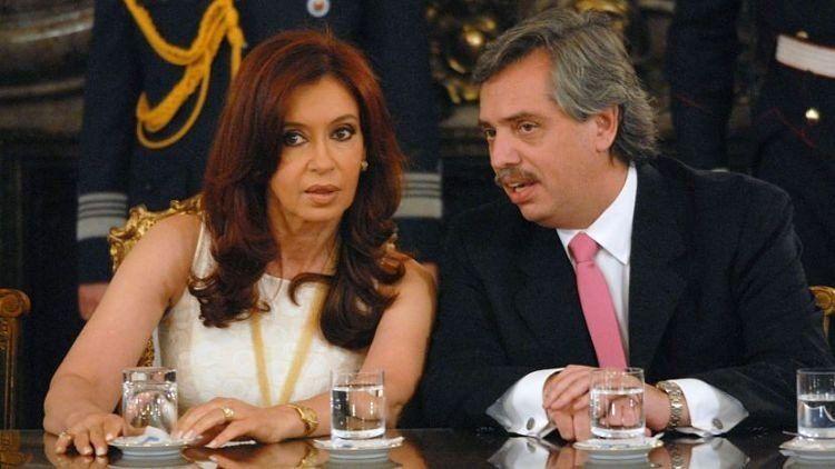 Ocho gobernadores apoyan a Alberto Fernández