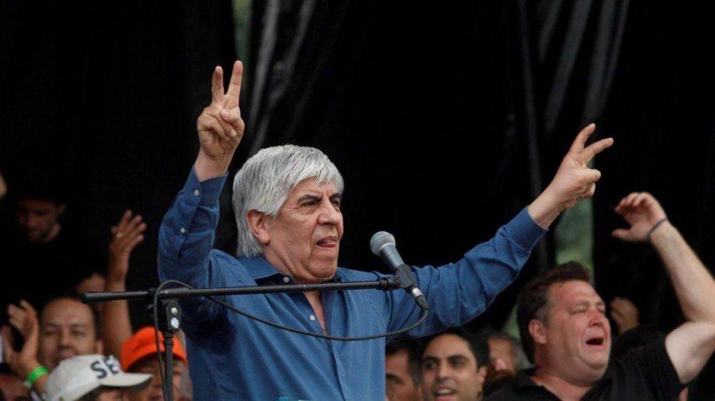 Moyano respaldó a Alberto Fernández y pidió que se sume Massa