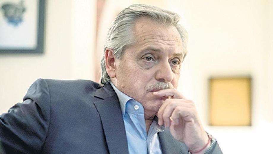 Alberto Fernández: No estamos por una reforma de la Constitución