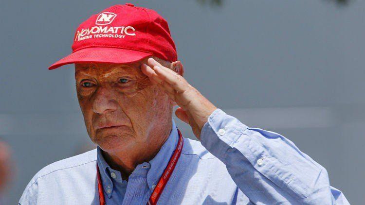 A los 70 años, murió Niki Lauda