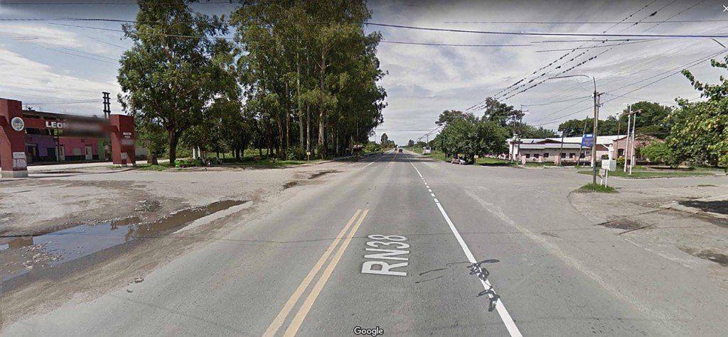 Un fiscal pidió extremar las medidas de seguridad en la traza vieja de la ruta 38