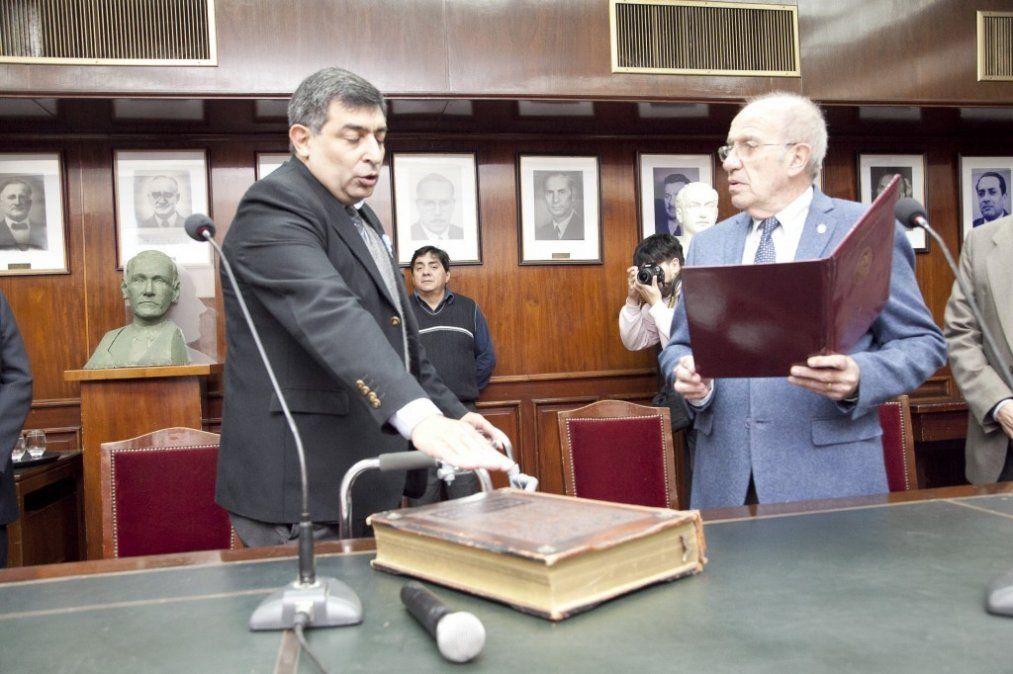 Asumió el nuevo secretario de Proyectos y Obras de la UNT