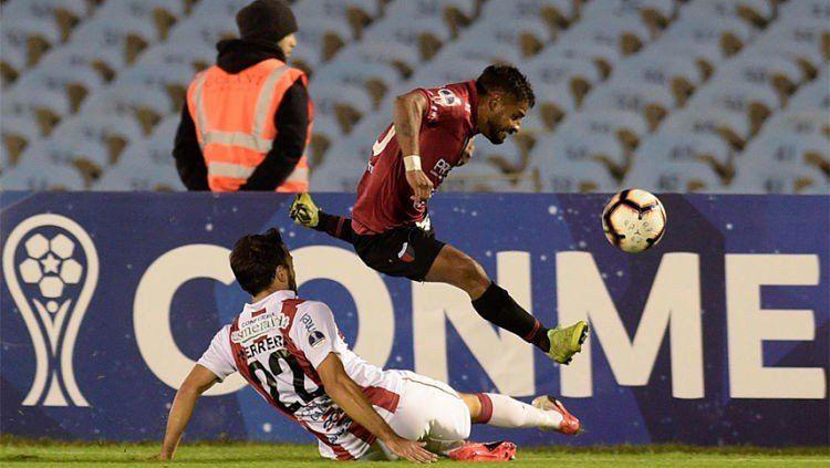Sudamericana: Colón igualó 0 a 0 con River de Uruguay
