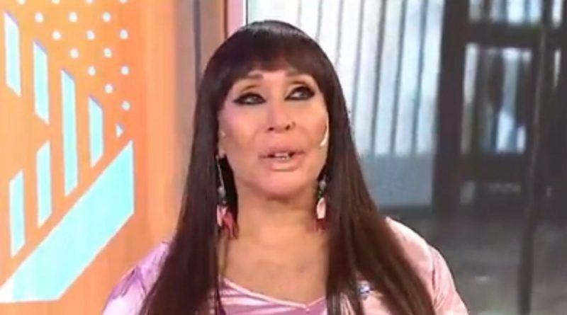 Moria lloró al recordar una durísima pelea con Sofía Gala