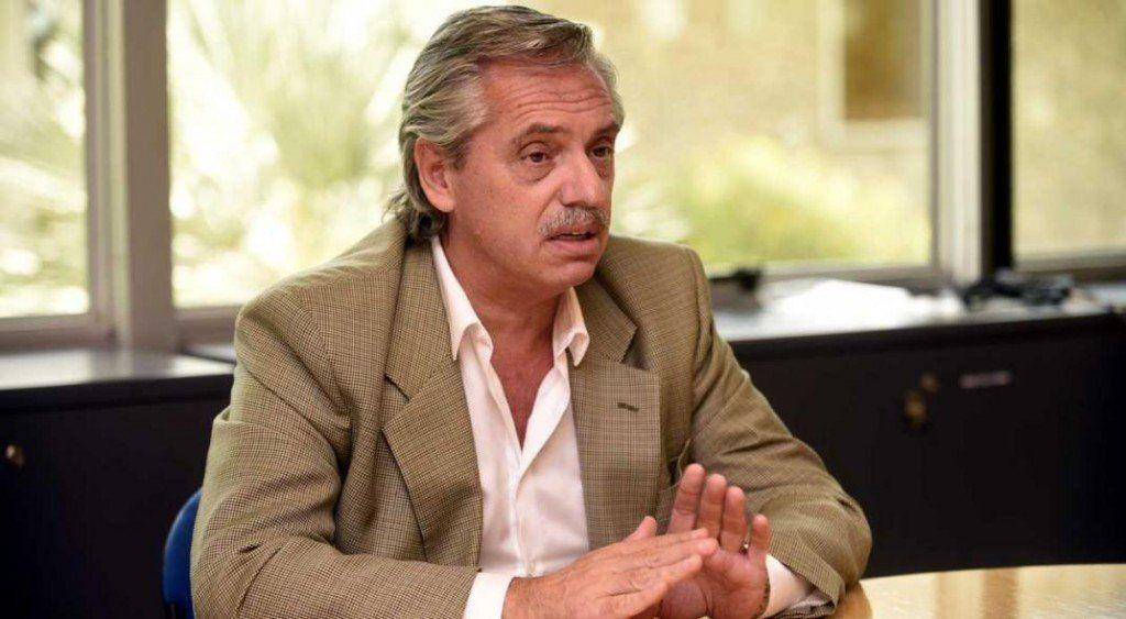 Para el FMI, no sería inusual una reunión con Alberto Fernández