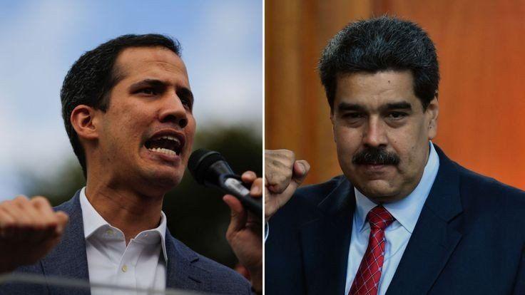 Guaidó, lejos de la mediación: presiona por el cese de la usurpación
