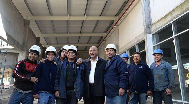 Juan Manzur: las empresas creen en Tucumán